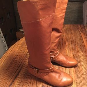 Chinese Laundry leather boots